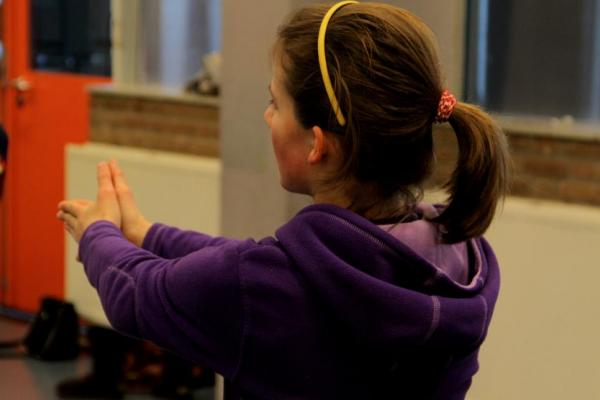 Workshop Stepping Turnhout