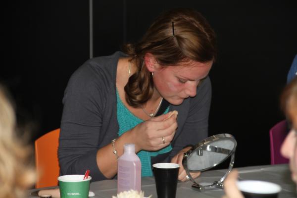 Workshop Visagie in Turnhout