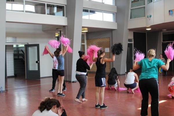 Workshop Cheerleading Turnhout