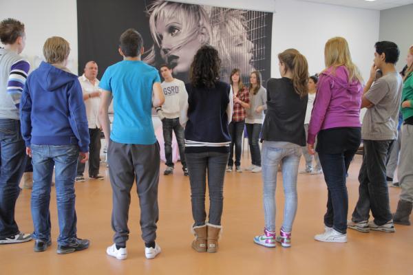 Workshop Theatersport Turnhout