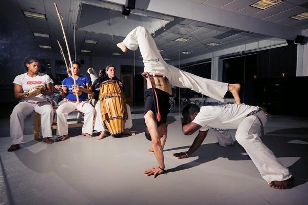 Workshop Capoeira Turnhout