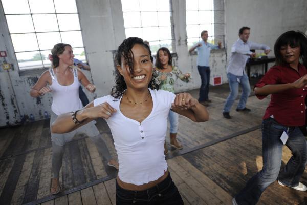 Workshop Streetdance Turnhout