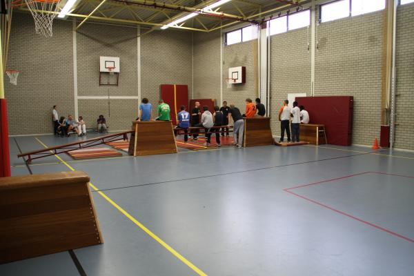 Workshop Freerunnen Turnhout