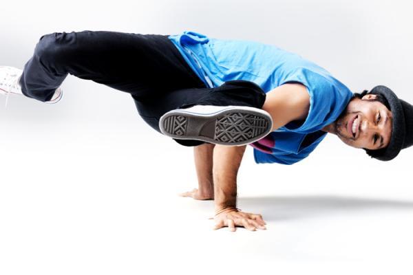 Workshop Breakdance Turnhout