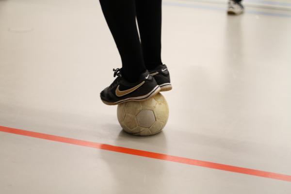 Workshop Pannavoetbal Turnhout